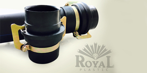 HDPE Pipe Fittings & HDPE Pipe Fittings - Royal Plastic
